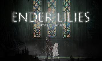 【朗報】PS5/PS4「ENDER LILIES: Quietus of the Knights」7/21(水)0時にリリース!!