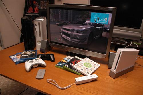 【質問】ゲームを遊ぶテレビかモニターのベストサイズ教えて!