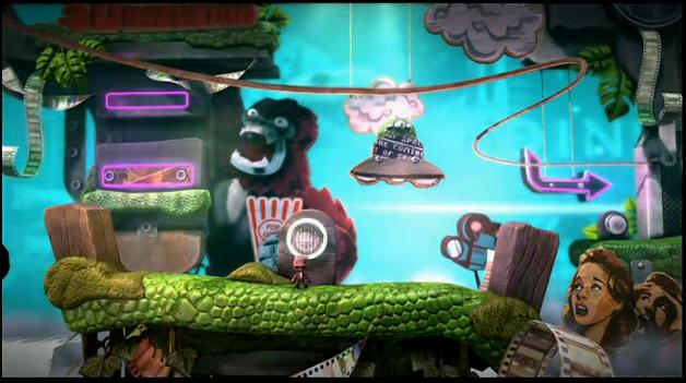 「リトルビッグプラネット3」発表!! 11月発売!! E3ソニーカンファレンス