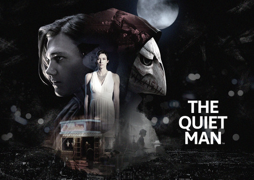 【驚愕】スクエニ PS4/Steam向け最新ゲーム「THE QUIET MAN」のグラフィックが完全に実写!しかも1800円で提供