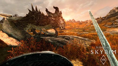 PC版『TES V: Skyrim VR』国内向けトレーラーが配信!4月発売