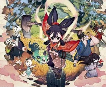 Switch/PS4「天穂のサクナヒメ」期待の和風ACRPG 最新情報が公開!ガチで期待して良し!!