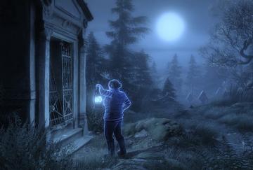 死んだ人間の「死の間際」を覗きこむ超能力を持つ探偵が推理する異色ADV「The Vanishing of Ethan Carter」のPS4向けリリースを正式発表!最新ショット公開!!
