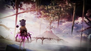 PS4「デス エンド リクエスト」 コンパイルハート完全新作RPG 1stトレーラーが公開