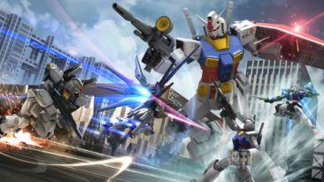 PS3/Vita 「ガンダムブレイカー2」 新機体や新ステージ「ガンダムカフェ」の情報が判明!!