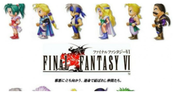 「ファイナルファンタジー6」 PS4リメイク!!    やりたいという署名活動が開始