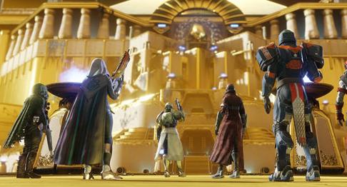 「Destiny 2」 ティザートレーラーが公開、解禁は本日深夜!