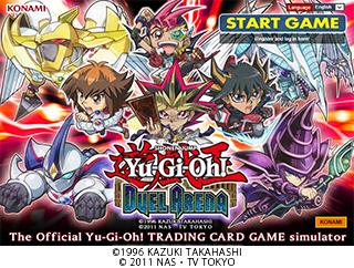 「遊戯王」がブラウザ上で遊べる『Yu-Gi-Oh! Duel Arena』が北米・欧州で配信開始!!