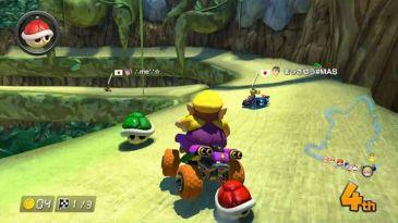 【マリオカート8 DX】 後ろから赤甲羅当てられてもクラッシュしない方法