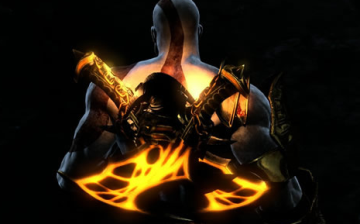 PS4「ゴッド・オブ・ウォーIII リマスター」 イントロ部分のプレイ映像が公開!グラフィックが格段に美しく!!