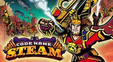 3DS「Code Name: S.T.E.A.M. リンカーンVSエイリアン」 体験版プレイ動画ロングバージョンが公開!!