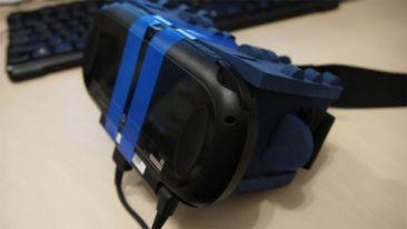 PS Vitaを流用したVRヘッドセットが登場!低予算作成のアイディア一発、これもアリ?