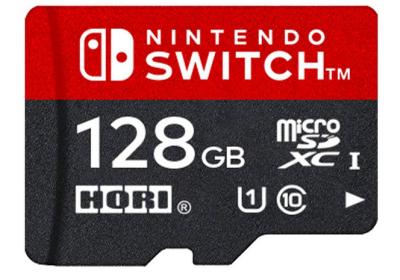 【Nintendo Switch】microSDカードってどこの何使ったらいいの?