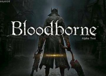 PS4「ブラッドボーン」 ゲームアワード『Golden Joystick 2014』から最新トレーラーが公開