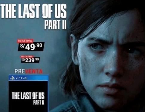 【リーク】「The Last of Us Part2」2019年10月発売!今年のGOTY確定だろこれ