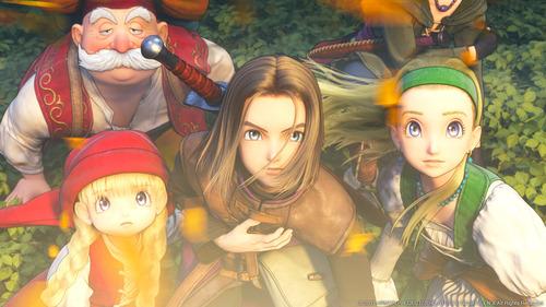 「ドラゴンクエスト11」 発売直前、PS4/3DS版最新スクリーンショットがドドッと解禁!!