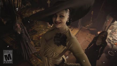 【画像】「バイオハザード8」の大人気・美魔女、デカすぎて歴代クリーチャーを公開処刑wwww