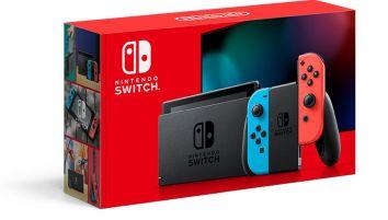 【祝】Nintendo Switch、欧州地域に於いて1,000万台販売突破!!