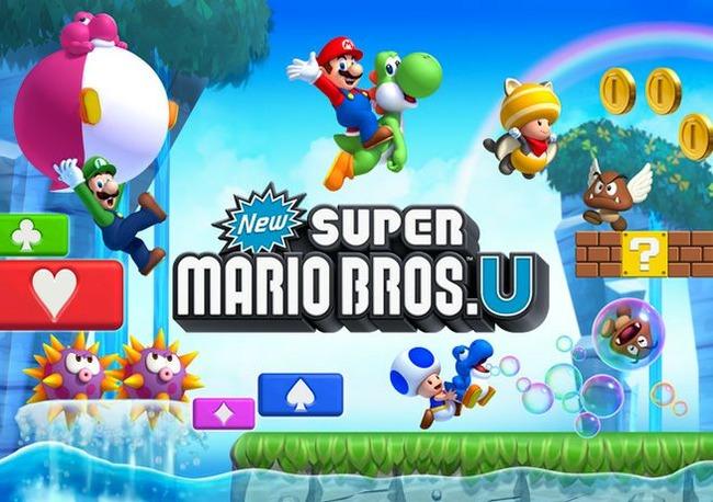 Wii Uの「NewマリオU」よりもファミコンの「マリオ3」のほうが圧倒的に面白い