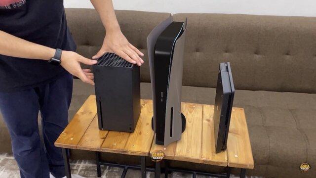 【画像】PS5買おうと思ってる奴ってこのクソ邪魔なサイズは正直どう思ってるの?