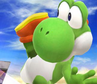 3DS「大乱闘スマッシュブラザーズ」 ヨッシー強すぎる!調整してくれ(´;ω;`)
