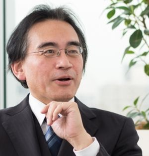岩田社長 「半年間でダブルミリオンが5本も出たのは日本ゲーム史上初のこと。DSの最盛期にもなかった」
