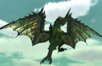 モンハンの飛竜種ってずっと飛んでたら、遠距離武器のハンター以外には攻撃されないのに、馬鹿だよね?