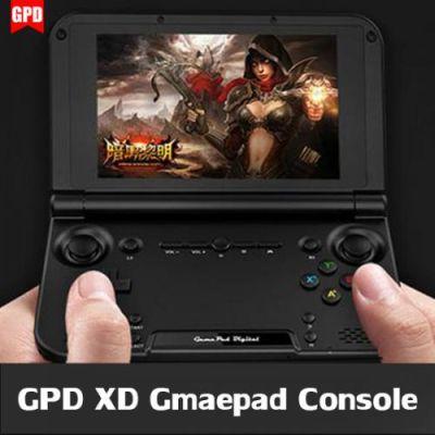話題沸騰の最新ゲーミングタブレット「GPD XD」が上陸! エミュ、アプリなんでも動作、見た目・操作性は3DSLL!これはもう本家を超えた!?