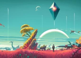 【速報】惑星探索ゲーム『No Man's Sky』がメチャクチャ面白い!英国チャートで初登場首位獲得、SIE新規IPとして今年最高の出足
