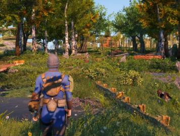 「Fallout 4」 連邦が緑に包まれるModプレイ解説映像が公開!