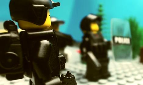 「レインボーシックス シージ」 レゴで作ったキュートなファンメイドムービーが癒されるwww