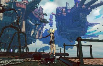 "PS4「グラビティデイズ2」 公式によるゲーム内容紹介動画が公開!""空に落ちる少女の物語の終着"""