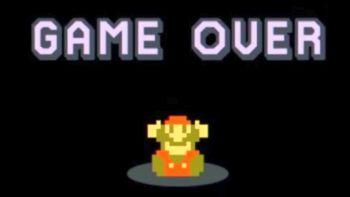 Microsoft「Game Over?はい翻訳出来てないから却下。 ゲームオーバー な」