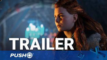 PS4「ホライゾンゼロドーン」 新DLC『凍てついた大地』景観トレーラーが公開!