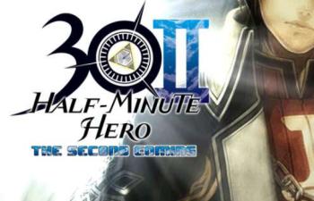 30秒で世界を救う、PSP超速ドラマチックRPG「勇者30 SECOND」がPC向けに登場!!