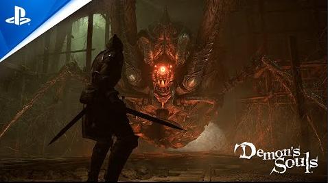 【驚愕】PS5版「デモンズソウル」、新しいゲームプレイ映像が公開 生まれ変わった驚異のグラフィック!!
