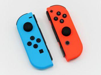 【速報】Switch版「ドラクエ11」向けに青カラーのジョイコン追加か!?公式動画から未発表『青ジョイコン』の存在がリーク