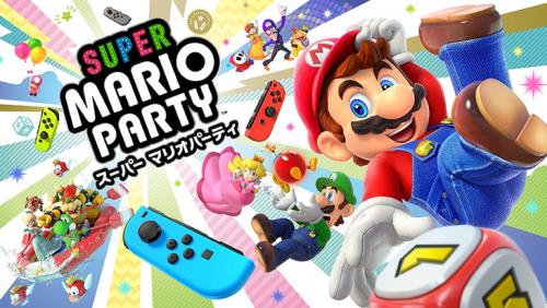 【朗報】Switch「スーパーマリオパーティ」オンライン対戦に対応と判明!ついにマリパがオンラインで遊べるぞ!!