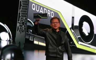 【朗報】Nvidiaが次世代GPUアーキテクチャ「Turing」発表!描画性能はPascalの6倍!!