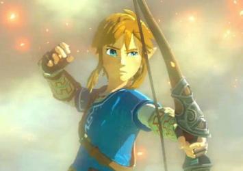 「ゼルダの伝説」新作のリンクは女の子になる?E3で公開されたトレイラーが海外で話題に