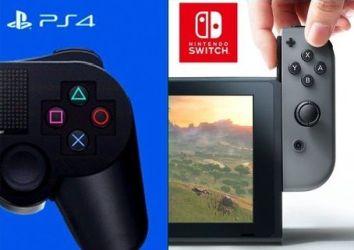 ファミ通「Switchは2年でWiiを超える750万台を突破。PS4は786万台を突破」
