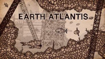 ニンテンドースイッチ 「Earth Atlantis」 インディーズ開発の水中シューティング新作の雰囲気がめっちゃ良さそうと話題にwwww
