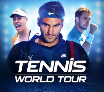 Switch/PS4「テニス ワールドツアー」日本初の次世代機テニスシミュレーション 国内発売日が7/26に決定!