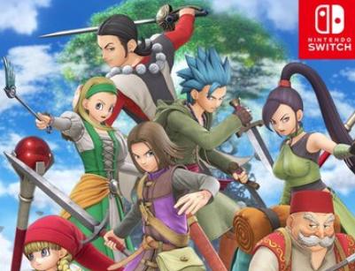 【速報】Switch「ドラクエ11S」でも冒険の書の世界(過去作の世界に行ける)が搭載決定!!