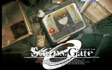 PS4/PS3/PSV 「シュタインズ・ゲート ゼロ(STEINS;GATE 0)」 シュタゲ正当続編、発売日告知トレーラーが公開!11/19発売!!