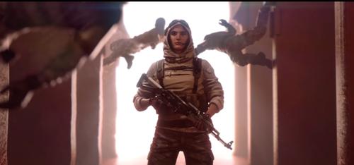 「レインボーシックスシージ」攻撃側オペレーター「Nomad」国内トレイラーが公開!