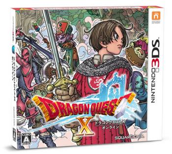 "(TSUTAYAランキング 9/1~9/7) 3DS「ドラゴンクエストⅩ」がダントツ1位、""ドラクエ""ブランド力は健在!「戦国無双4」もランクイン"