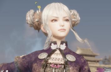 PS4「真・三國無双8」DLC第3弾「董白」アクション動画が公開!