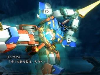 SRXとかいうスパロボオリジナル機体