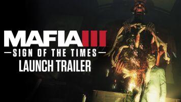 「マフィア3」 最終DLC『時代の印』のローンチトレーラーが公開!